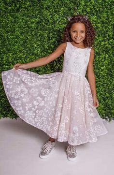 d006cb53f2b LA PETITE HAYLEY PAIGE Eloise Beaded Flower Girl Dress Toddler Flower Girl  Dresses