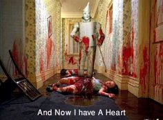 the shinning of the wizard of oz