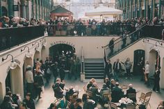 wildstag:  Covent Garden by jennifée on Flickr.