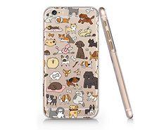 Cute Dogs Clear Transparent Plastic Phone Case Phone Cove... https://www.amazon.com/dp/B01MS5LRD9/ref=cm_sw_r_pi_dp_x_p3zDybQCVN2YF