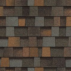 Owens Corning Architectural Shingles Colors
