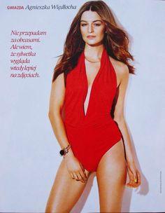 Agnieszka Więdłocha - Magazyn URODA Beauty Expert czerwiec 2014