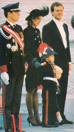 Monaco National Day / 19. November 1989