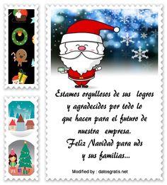 poemas para enviar en Navidad empresariales,frases bonitas para enviar en Navidad a empleados: http://www.datosgratis.net/bonitas-frases-de-navidad-para-trabajadores/