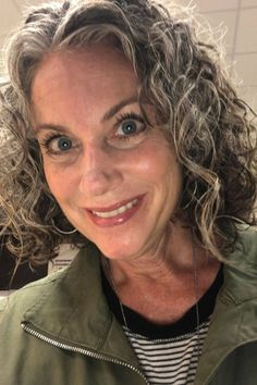 How To Go Gray: Before and After Pictures | This Organic Girl Grey Hair Before And After, Before And After Pictures, Grey Hair And Makeup, Hair Makeup, Gray Hair, What Month, Going Gray, Silver Hair, Natural Hair Styles