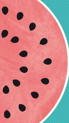 Watermelon wallpaper for phone. Watermelon Wallpaper, Watermelon Background, Wallpaper Fofos, Fruits Drawing, Phone Wallpaper Quotes, Phone Quotes, Cellphone Wallpaper, Fruit Painting, Summer Wallpaper