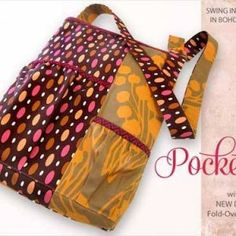 Boho Shoulder Bag – Free Sewing Tutorial