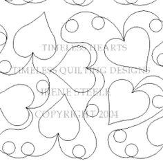 1000+ images about Quilting Stencils/Designs on Pinterest Quilting stencils, Quilting patterns ...