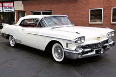 1958 Cadillac Eldorado Biarritz Convertible Automatic