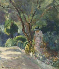 Henri Lebasque 1865–1937   French painter   The Post-Impressionist paysages