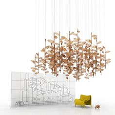 Wicker Branches   Yellow Goat Design