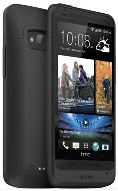 Mophie's HTC One Juice Pack Offers Double Battery Life -  [Click on Image Or Source on Top to See Full News]