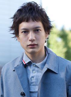 フレンチUKショート 【CORNER】 http://beautynavi.woman.excite.co.jp/salon/27683?pint ≪ #menshair #menshairstyle・メンズ・ヘアスタイル・髪形・髪型≫