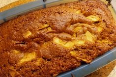Γρήγορο κέικ μήλου: στο μπλέντερ ή στο μούλτι 3
