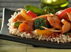 Easy California Stir-Fry  #healthier #recipes