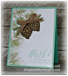 Hi Everyone,  Today I have another card kit rather than a Scrapbook kit to try and help all of you get your holiday cards created. This kit ...