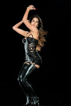 Katrina Kaif Still from Dhoom Machale Dhoom Song : katrina kaif photos on Rediff Pages
