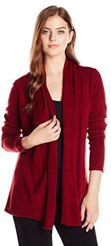 Sag Harbor Womens Cardigan Flyaway Cashmerlon Sweater is on sale now for - 25 % !
