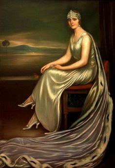 La Condesa de Colomera, 1930.