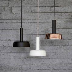 Závěsná lampa Cafe 240, černá Innolux
