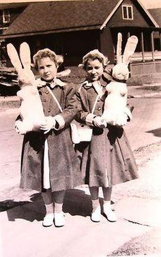 1940s NY Easter