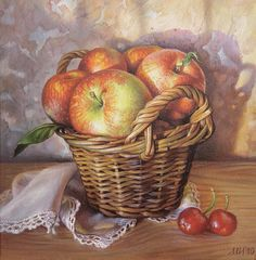 Afternoon sun / 2010 / 25/25 / oil on canvas, Maria Ilieva