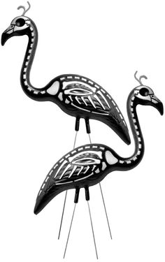 SKELA-FLAMINGOS - these. are. awesome!