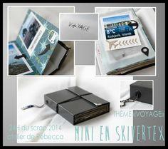 Mini Albums Scrapbook, Mai, Floating Nightstand, Scrapbooking, Atelier, Sunday Morning, Switzerland, Floating Headboard, Scrapbooks