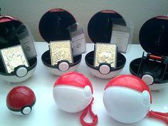 Burger King collectible Pokemon toys.