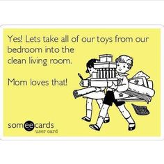 Lol so true Lol So True, Mommy Humor, I Love To Laugh, Parenting Humor, E Cards, Just In Case, I Laughed, Decir No, Favorite Quotes