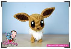 Eevee - Crochet Pattern - Amigurumi