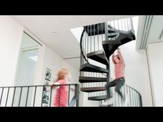 20+ Steel Staircases - YouTube