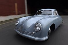 """"""" suits my curves, twists & turns.  Flexible on color if smooth, except black.   Fancy - 1948 Porsche 356/2-004"""