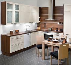 Maanläheisesti modernia | Puustelli keittiö