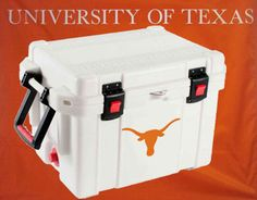 What better way to Kick of the Football Season with a new Pelican Collegiate Cooler http://store.aishouston.com/index.php?option=com_content&view=article&id=99&Itemid=621