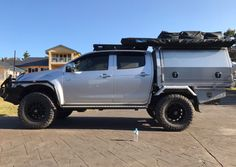 New truck camping canopy 51 Ideas Navara D40, Nissan Navara, New Trucks, Custom Trucks, Truck Interior Accessories, 4x4 Accessories, Triton Ute, Custom Ute Trays, Fire Truck Bedroom