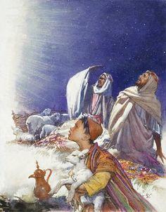Christmas Shepherds