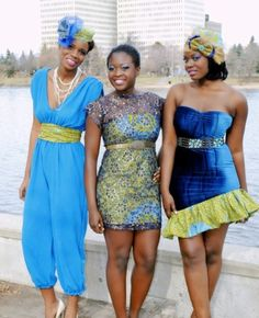 INCREDIBLY STYLISH ASO EBI STYLES FROM LAST WEEKEND
