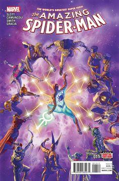 AMAZING SPIDER-MAN #11 (2016)
