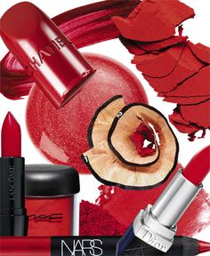 Loving all things red and rich for fall