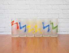 1980s Retro Tumblers by Ocean Glassware / by FireflyVintageHome