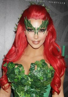 Poison Ivy #Halloween #Costume #batman