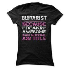 (Top Tshirt Popular) Awesome Guitarist Shirt [Tshirt Facebook] Hoodies, Funny Tee Shirts
