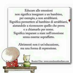 Educare alle emozioni....