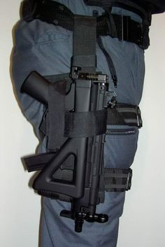 HK MP5K PDW