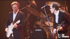 """""""Further on up the Road"""" - Joe Bonamassa Featuring special guest Eric Clapton. Live at Royal Albert Hall on Joe's Europe Tour in May 2009.....WOW!! Just plain awesome!!!"""