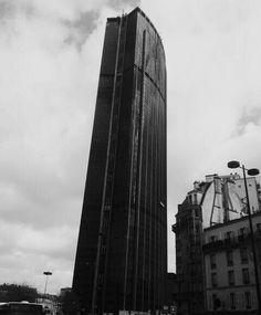 Tour Montparnasse. Photo : Stéphane F.