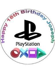 Image result for edible picture of playstation Playstation Cake, Cakes, Image, Prints, Cake Makers, Kuchen, Cake, Pastries, Cookies