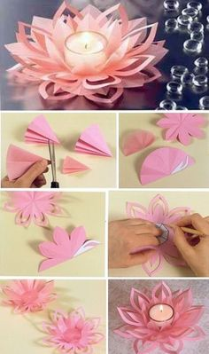 Big Paper Flowers Cloth Flowers Faux Flowers Flower Cards Fabric Flowers Diy Flowers Diy Arts And Crafts Crafts To Make Paper Magic Tissue Paper Flowers, Paper Flower Backdrop, Diwali Decorations, Paper Decorations, Paper Flower Centerpieces, Giant Paper Flowers, Diy Flowers, Diy Paper, Paper Crafts