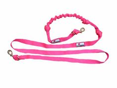 This 3 in 1 Line allows you to create several Canicross or Hands Free Dog Walking experiences; adjustable in length with integrated bungee http://www.snowpawstore.com/canicross/canicross-lines/3-in-1-dog-lead-from-canadog.html